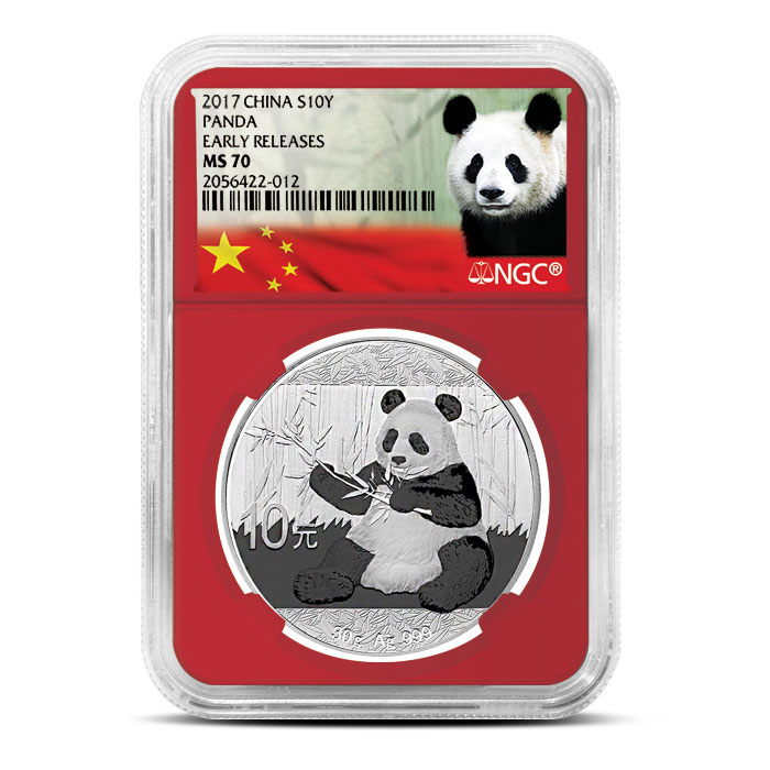 2017 Chinese Silver Panda | Early Release