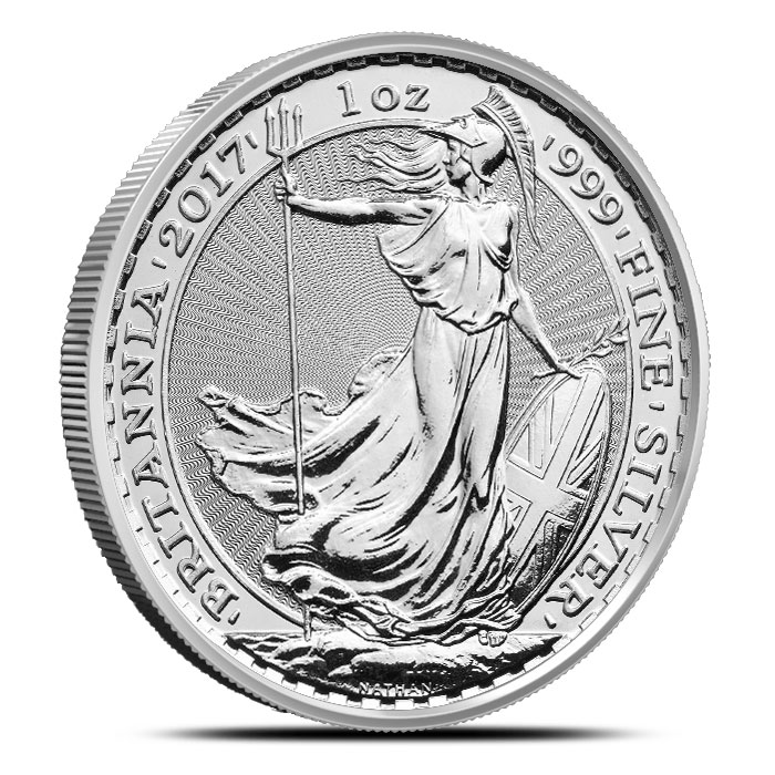 2017 Silver Britannia