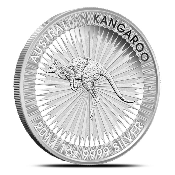 Silver Kangaroo 1 oz Coin