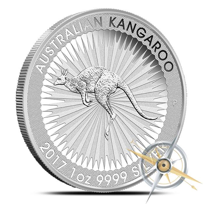 Silver Kangaroo Coin 2017