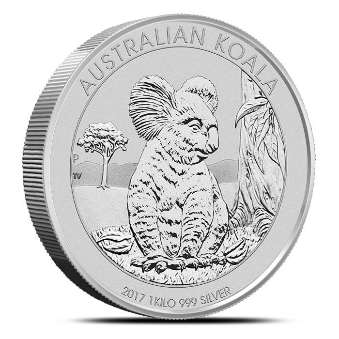 Silver Koala 1 kilo Coin | 2017