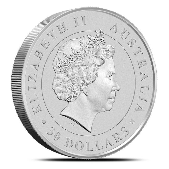 2017 1 kilo Silver Coin | Perth Mint