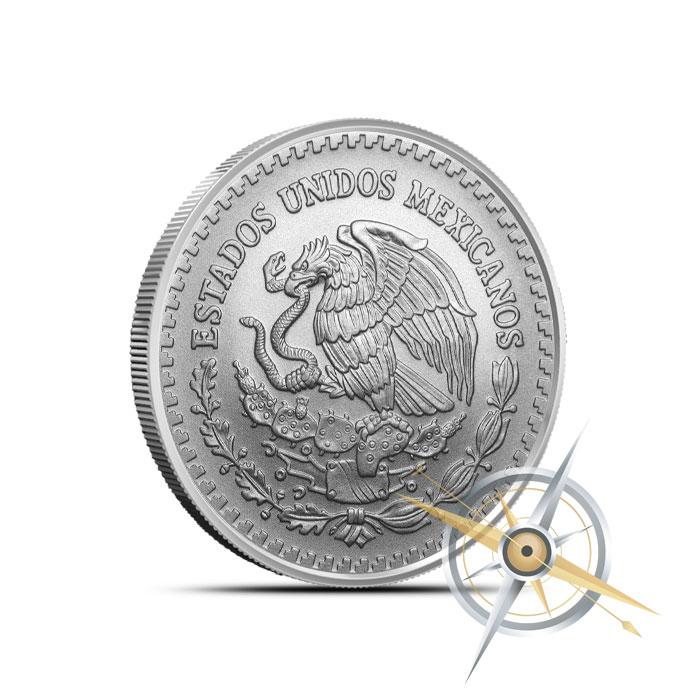 2017 1/4 oz Mexican Silver Libertad