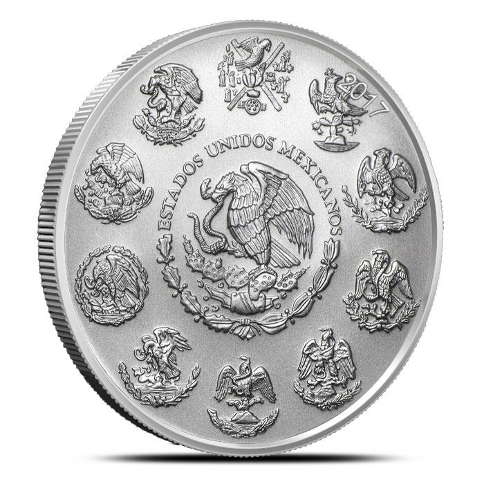2017 Mexican 1 oz Silver Libertad