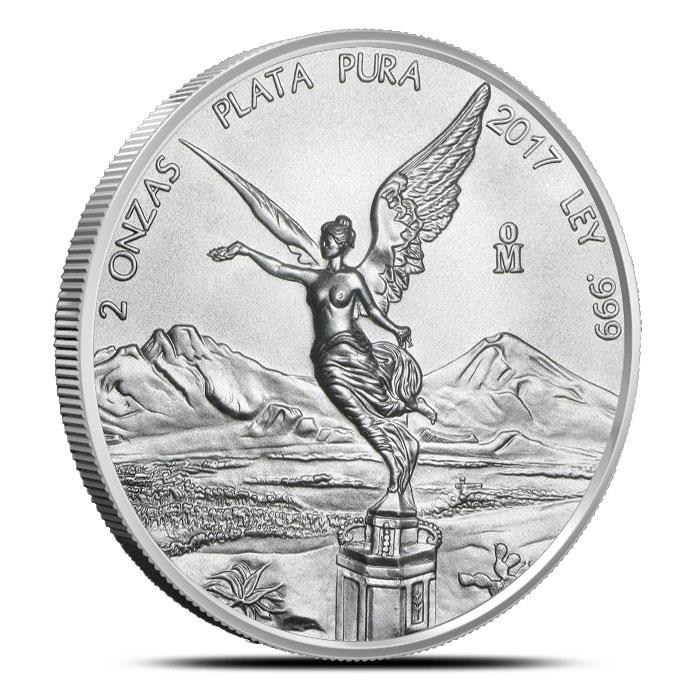 2 oz Silver Libertad