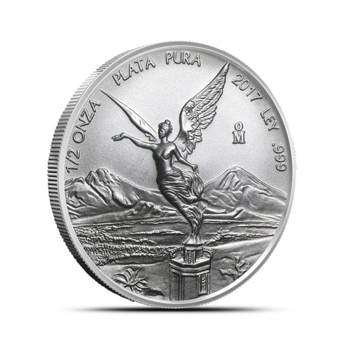 2017 1/2 oz Silver Libertad
