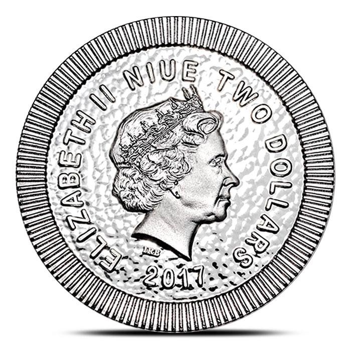 Athenian Owl 1 oz Silver Coin