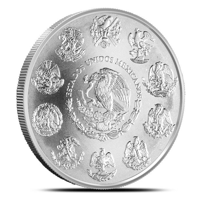 2018 Mexico 1 oz Silver Libertad