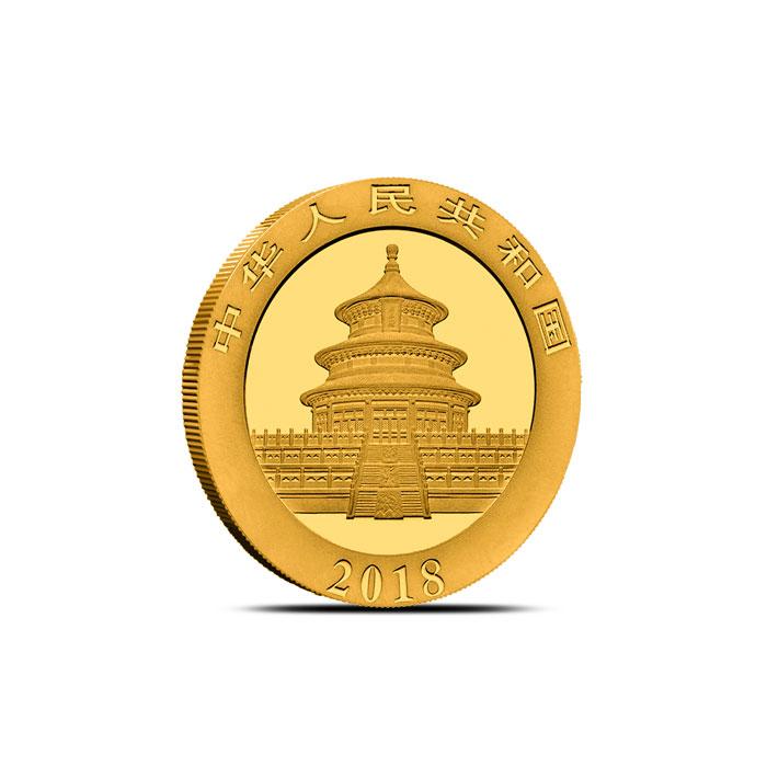 3 gram Chinese Gold Panda