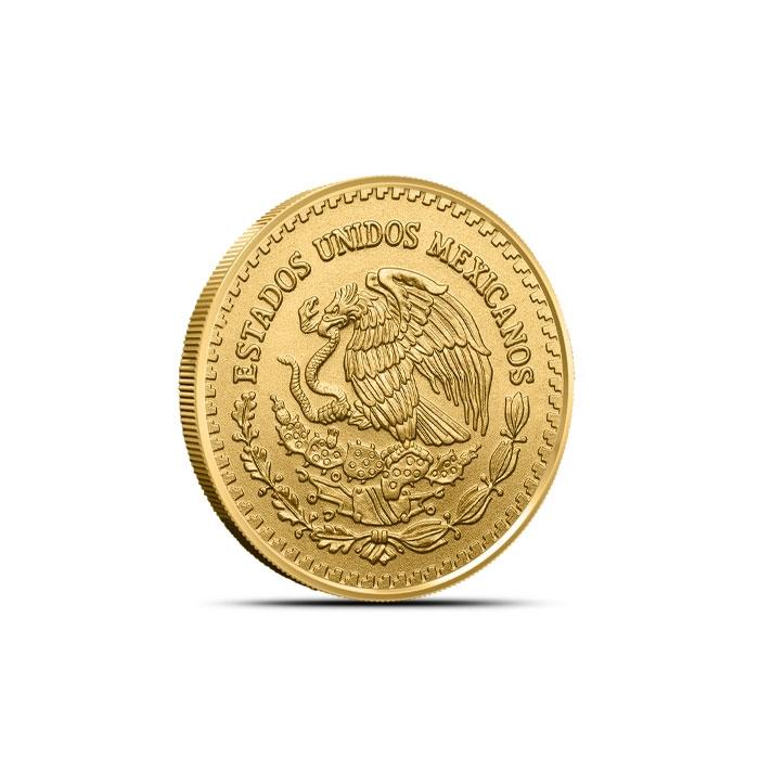2018 Mexican 1/10 oz Gold Libertad Coin Reverse