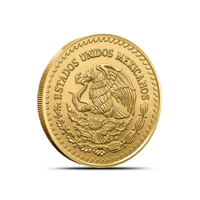 2018 Mexican 1/4 oz Gold Libertad Coin Reverse