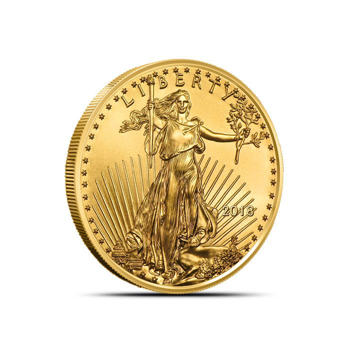 2018 1/4 oz American Gold Eagle