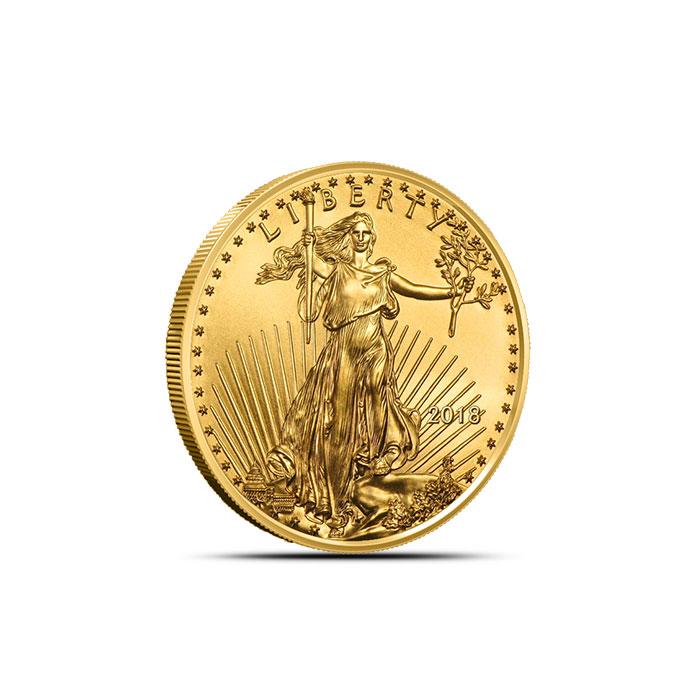 2018 1/10 oz American Gold Eagle