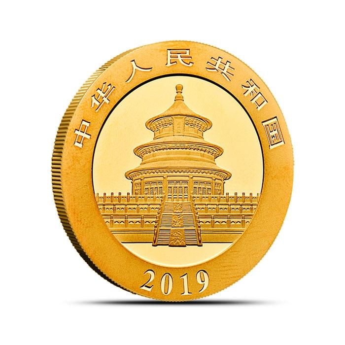 2019 Chinese 15 gram Gold Panda