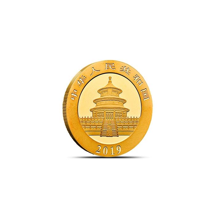 2019 Chinese 1 gram Gold Panda