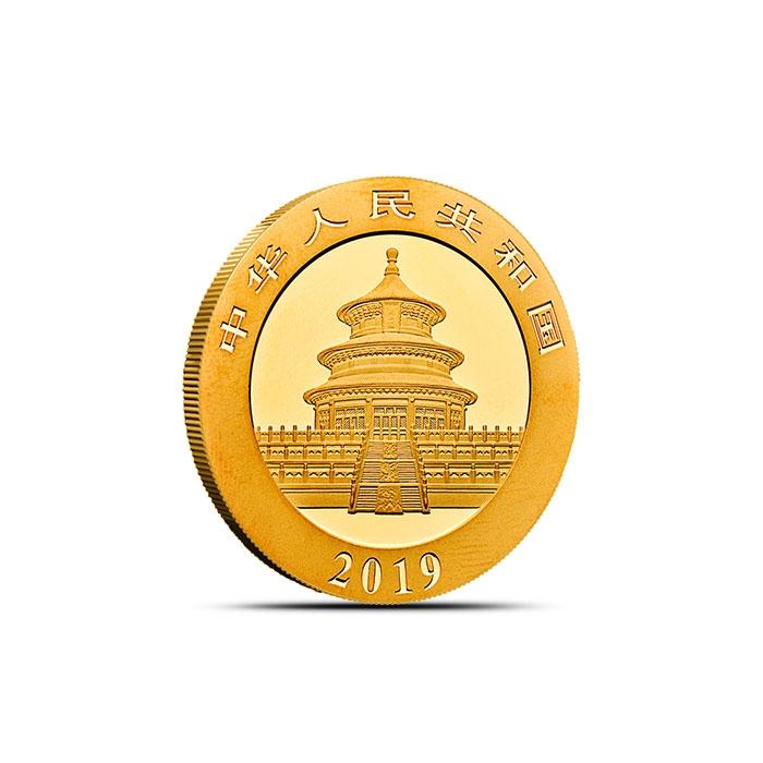 2019 Chinese 3 gram Gold Panda