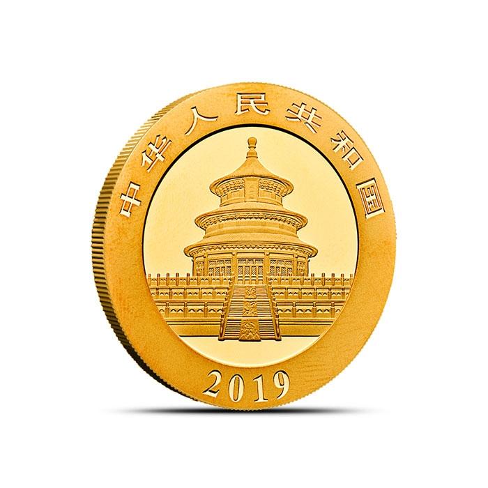2019 Chinese 8 gram Gold Panda
