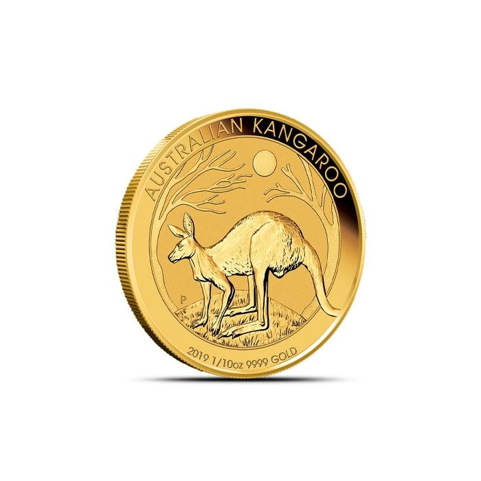 2019 Australian 1/10 oz Gold Kangaroo