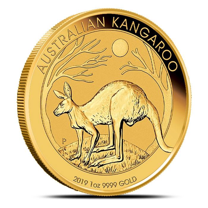 2019 Australian 1 oz Gold Kangaroo