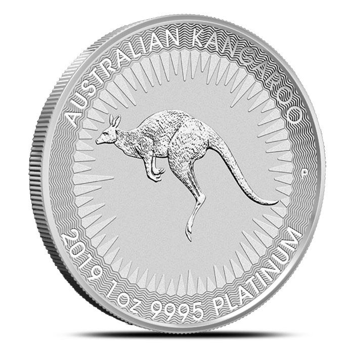 2019 Australian 1 oz Platinum Kangaroo