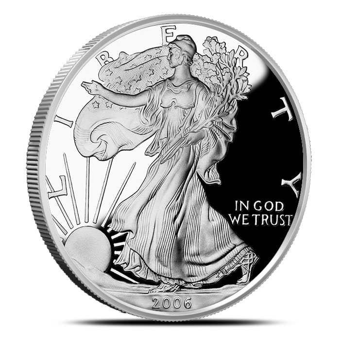 2006 American Silver Eagle | Proof