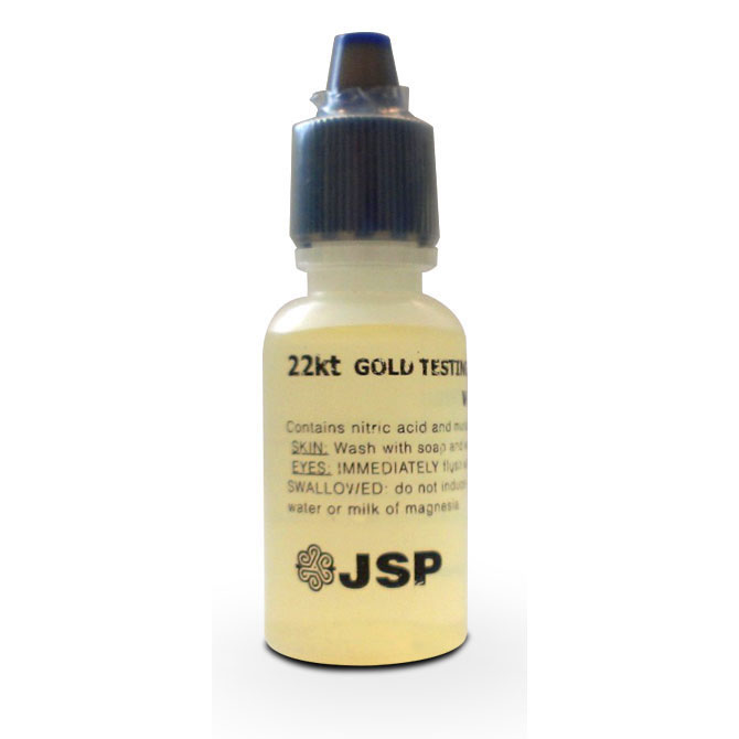 22 Karat Gold Testing Solution