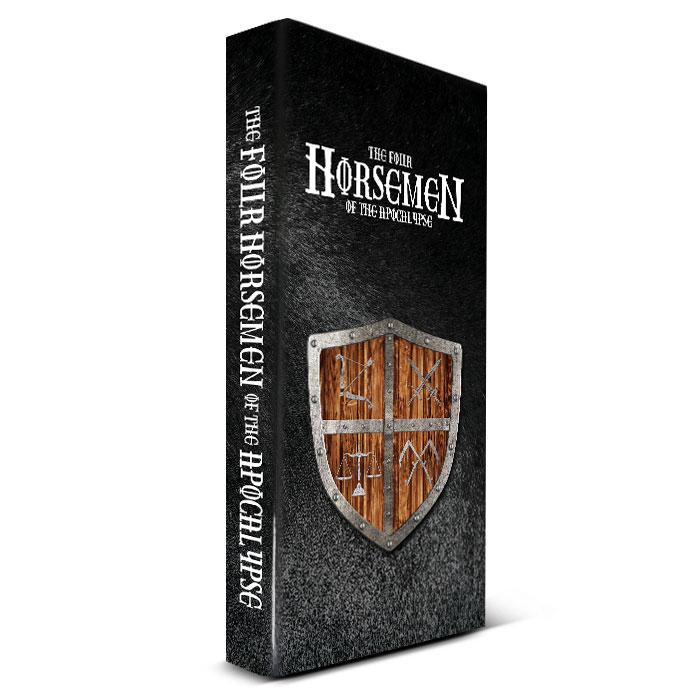 Four Horsemen Display Box