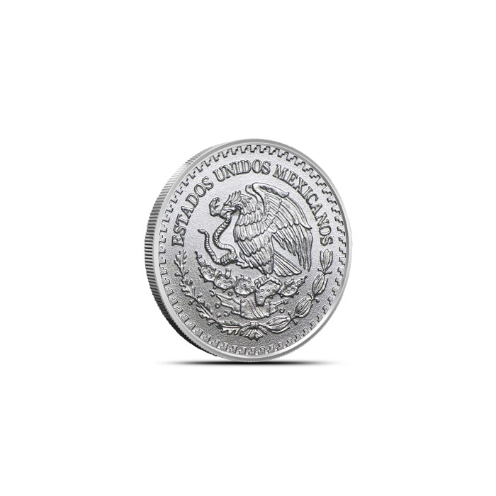 2018 Mexico 1/20 oz Silver Libertad Reverse