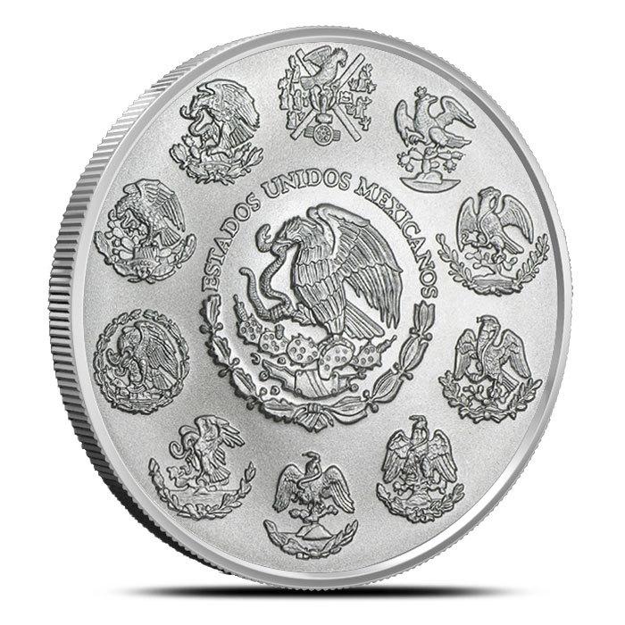 2019 Mexico 5 oz Silver Libertad