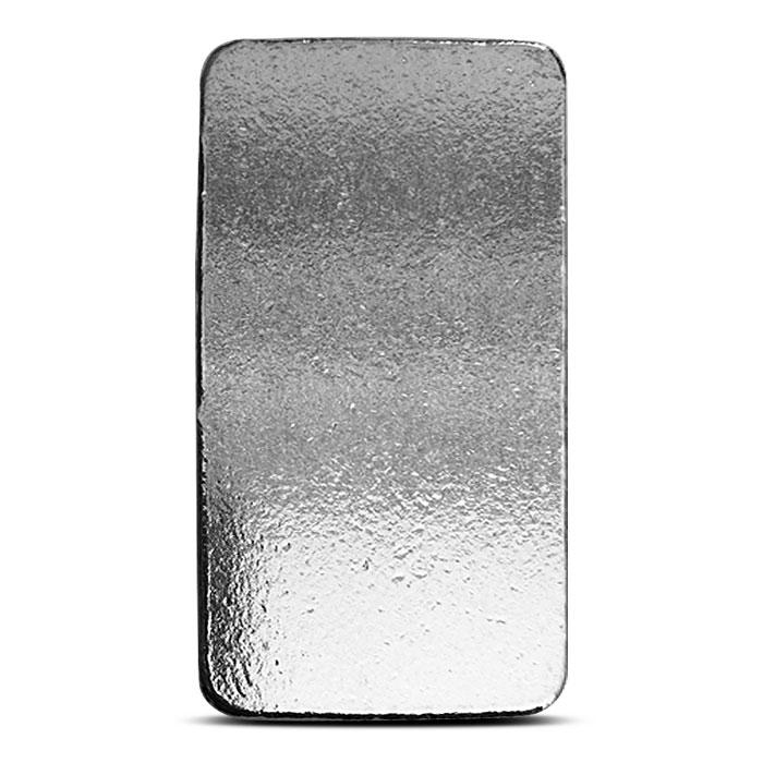 Atlantis Mint 7 oz Silver Bar | Back