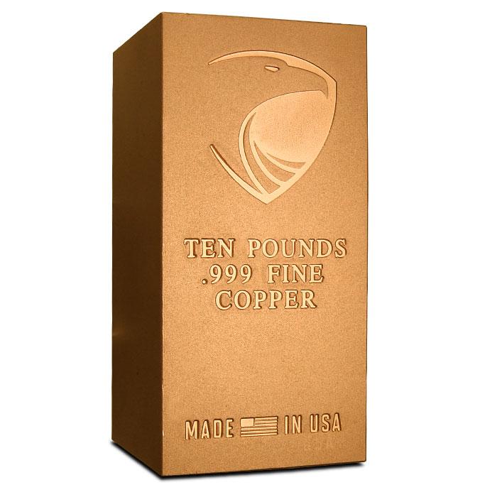 10 lb Aegis Eagle Copper Bar