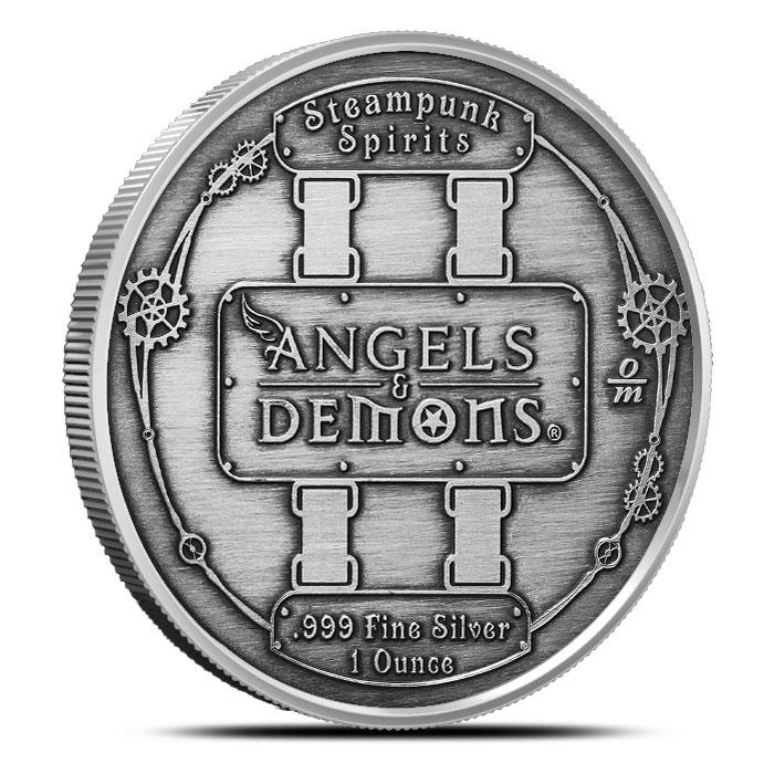 Angels & Demons Vintage Finish Reverse