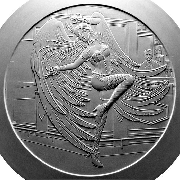 Phoebus Angel Sculpt