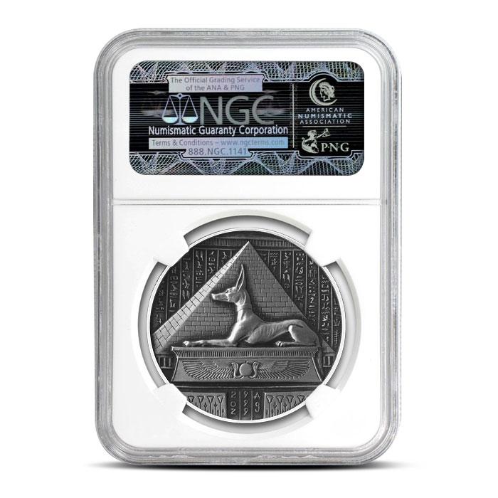 Anubis NGC Certified Coin