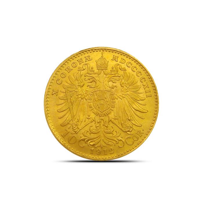 Austrian Gold 10 Corona