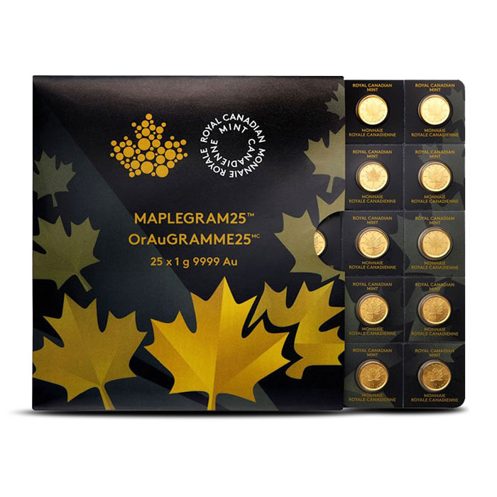 2015 RCM Gold MapleGram