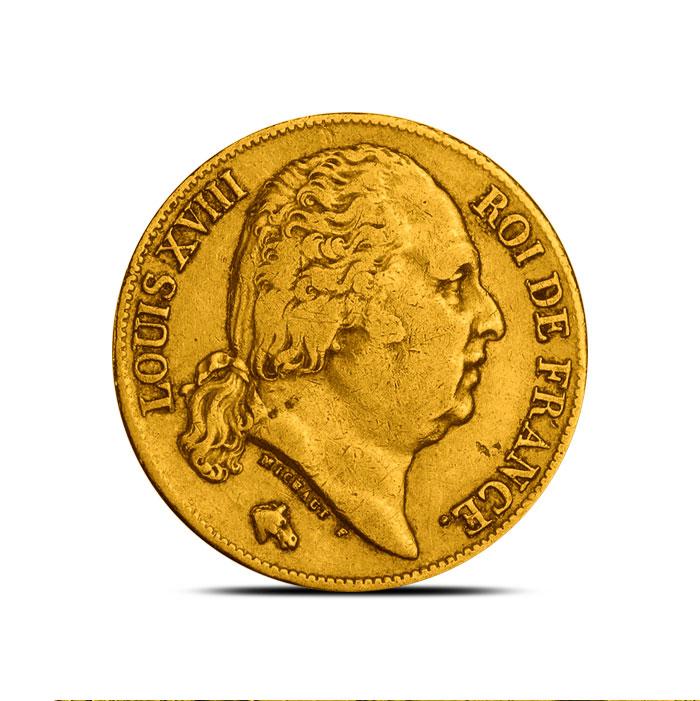 Pre 1870 Gold Franc