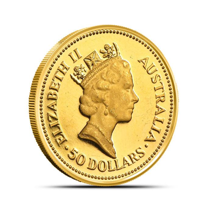 Australian Kangaroo 1/2 oz Gold Coins