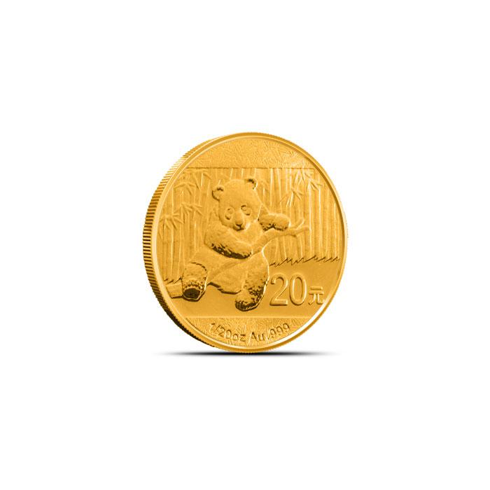 2014 Twentieth oz Chinese-Gold-Panda
