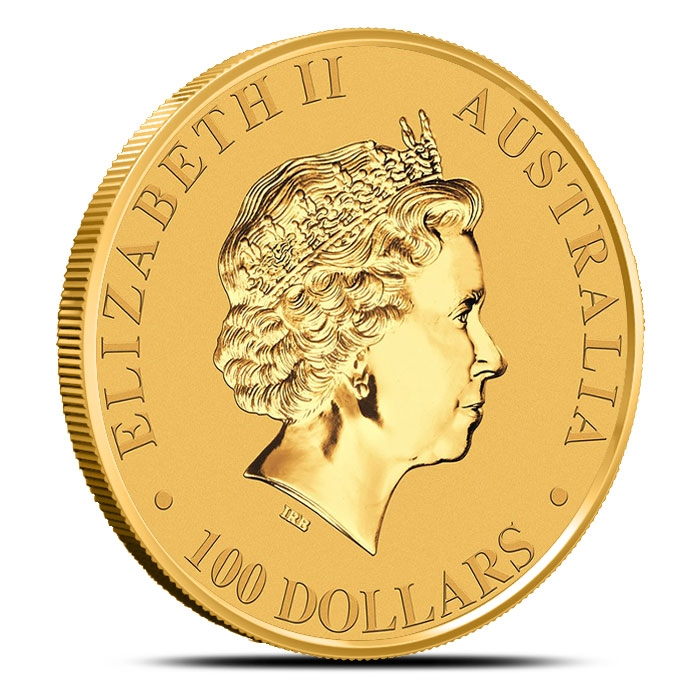 1 oz Gold Australian Kangaroo