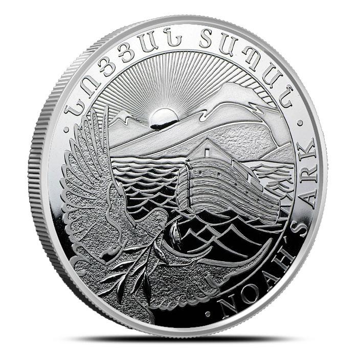 1 oz Silver Noah