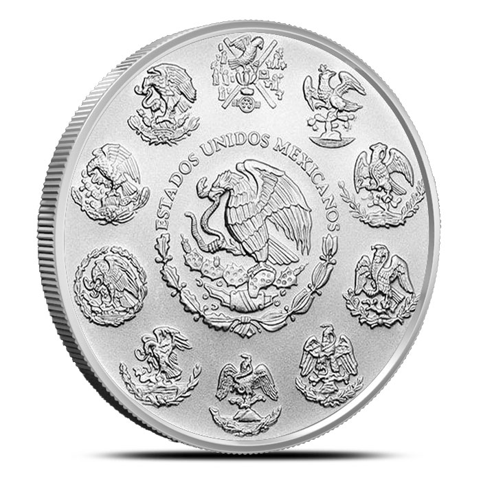 2015 Mexican two ounce Silver Libertad