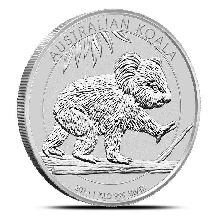 2016 1 kilo Silver Koala | Perth Mint