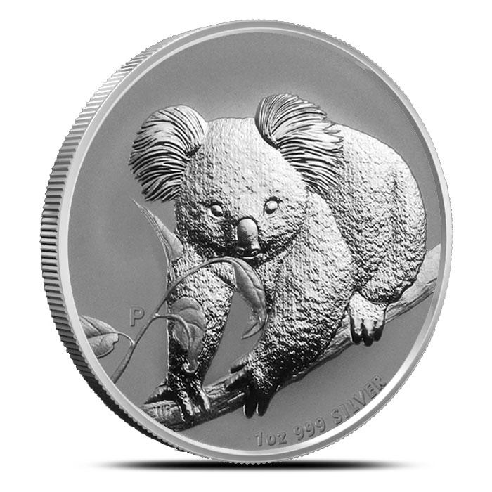 2010 Australian 1 oz Silver Koala