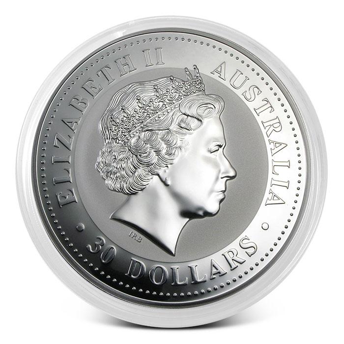 2009 Kookaburra | Perth Mint Silver Kilo Coin