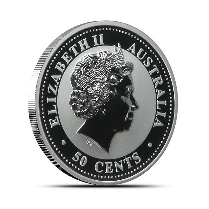 2007 1/2 oz Silver Year of the Pig | Lunar Series 1 Reverse