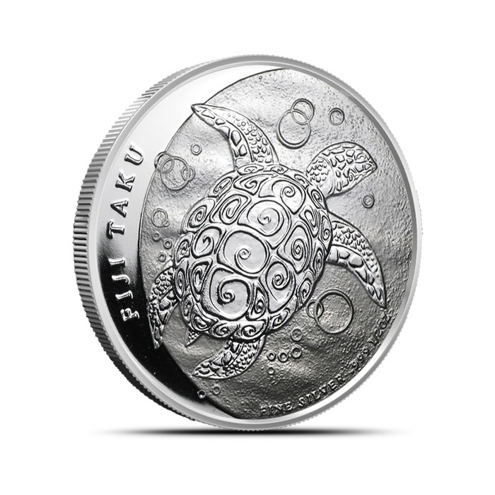 2013 1/2 oz Fiji Taku | $1 New Zealand Mint