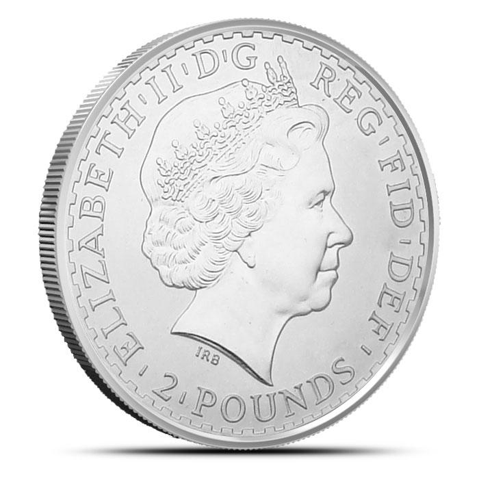 2006 Silver 1 ounce Britannia