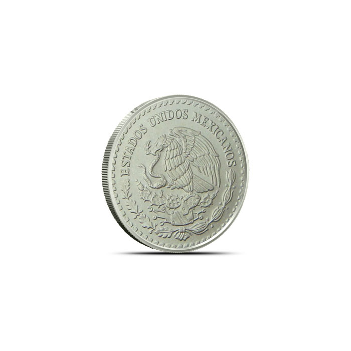 2013 Twentieth Ounce Mexican Silver Libertad Reverse