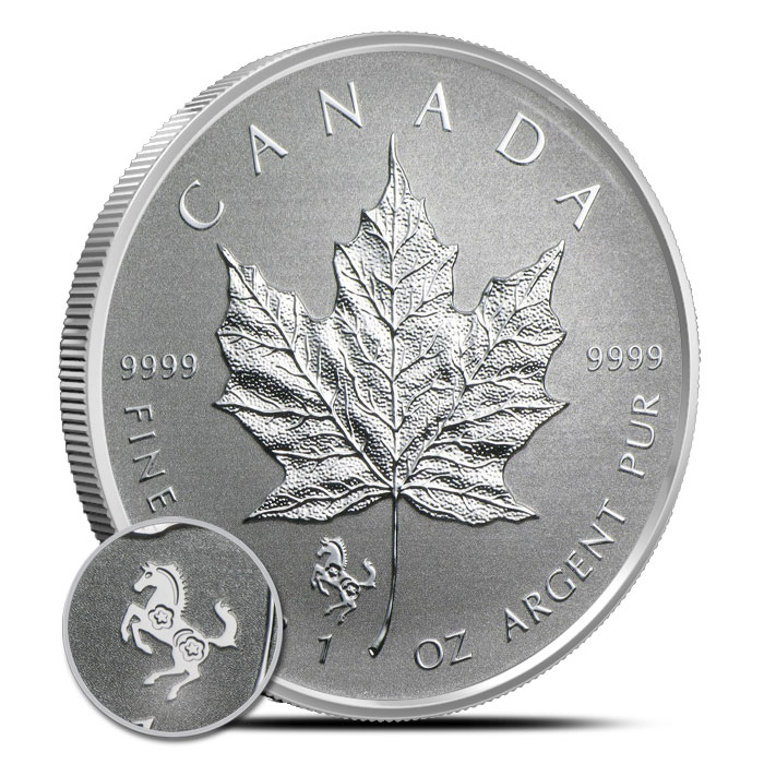 2014 Horse Privy Canadian Silver Maple